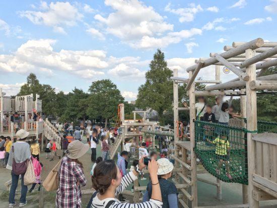 みさと公園遊具2
