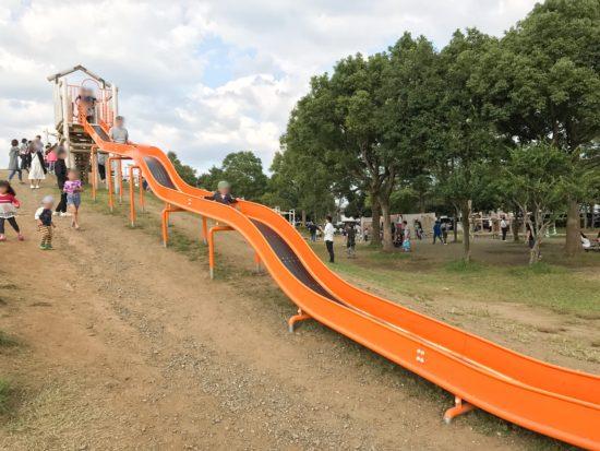 みさと公園遊具1