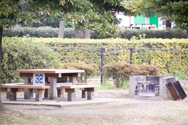 城南島海浜公園バーベキュー