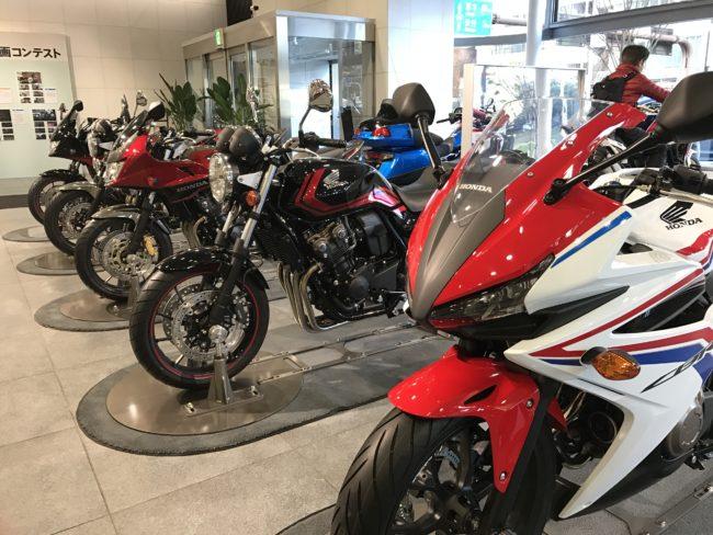 Hondaバイク