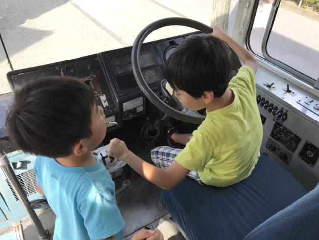 都バス運転
